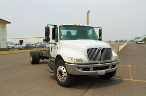 2003 International 4300 Chassis