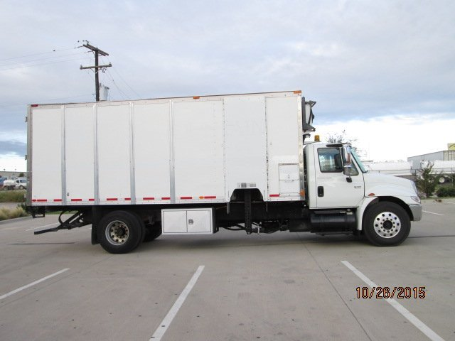 used shred truck 9379