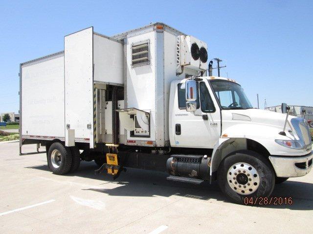 Used Shredding Truck 8920