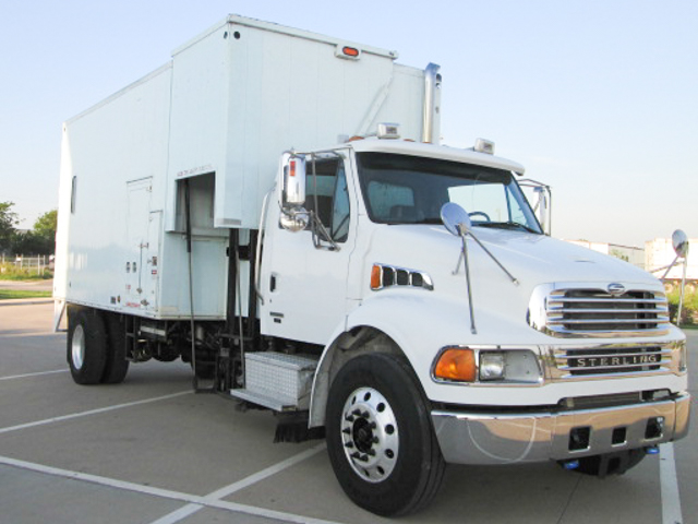 Used Shred Truck 2532